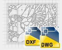 dwg dxf